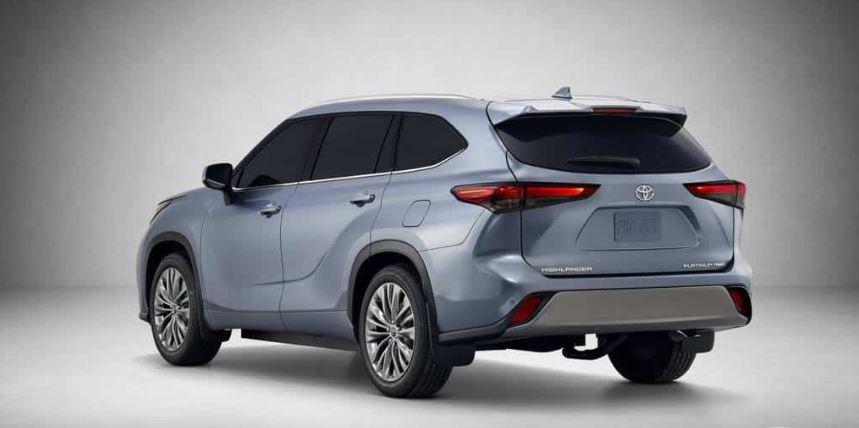 Toyota Higlander 2020 7 LUGARES