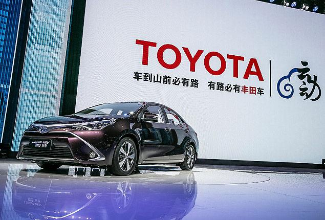 Toyota Anunciou Recall para 13 Modelos Produzidos no Japão