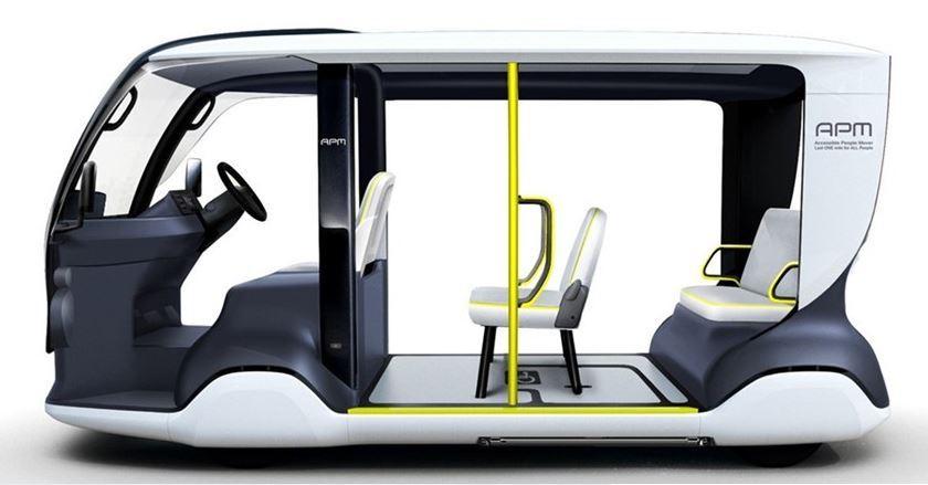 Toyota Revelou Veículo que será utilizado na Olimpíada de Tóquio