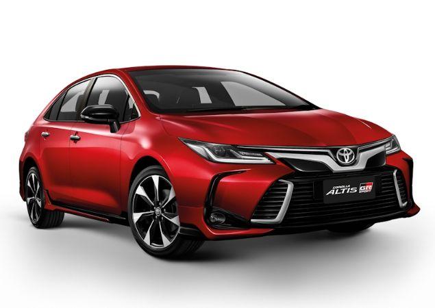 Novo Toyota Corolla esportivo Revelado e Poderá Chegar ao Brasil