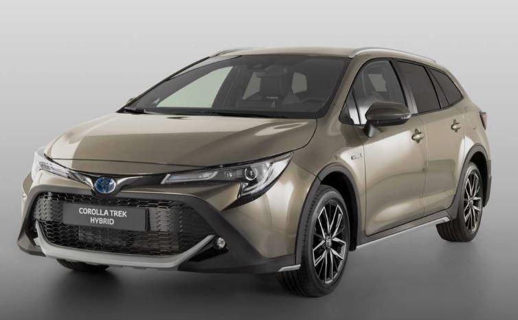 Toyota Corolla TREK: Modelo em Versão Aventureira
