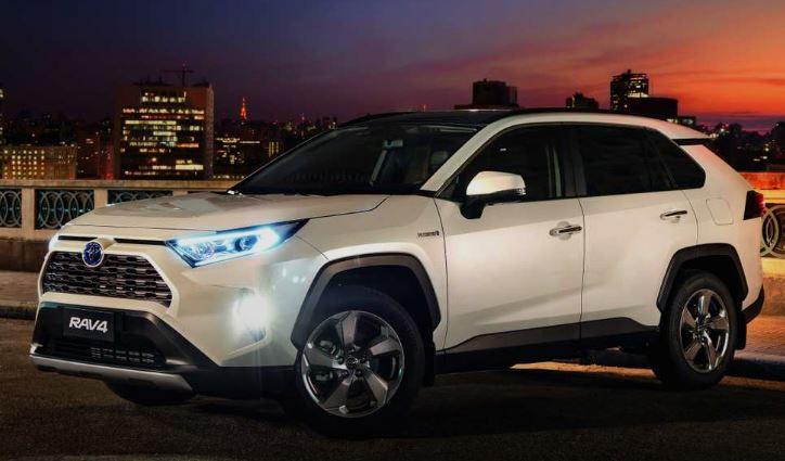 Toyota RAV4 2020: Modelo em 7 meses sobe o preço pela terceira vez