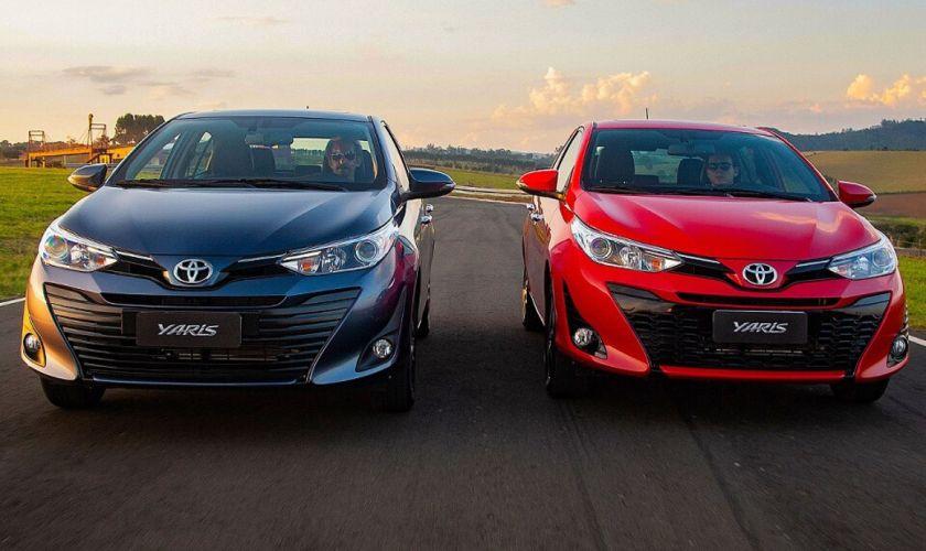 Toyota Yaris Tailandês: Tem Motor Melhorado e pode Fazer 23,3 km/l