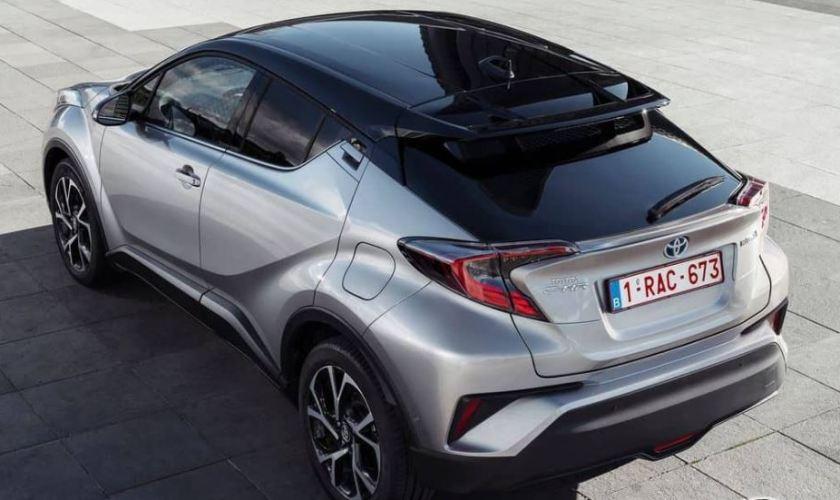 Toyota C-HR está Custando R$ 153,3 mil na Argentina