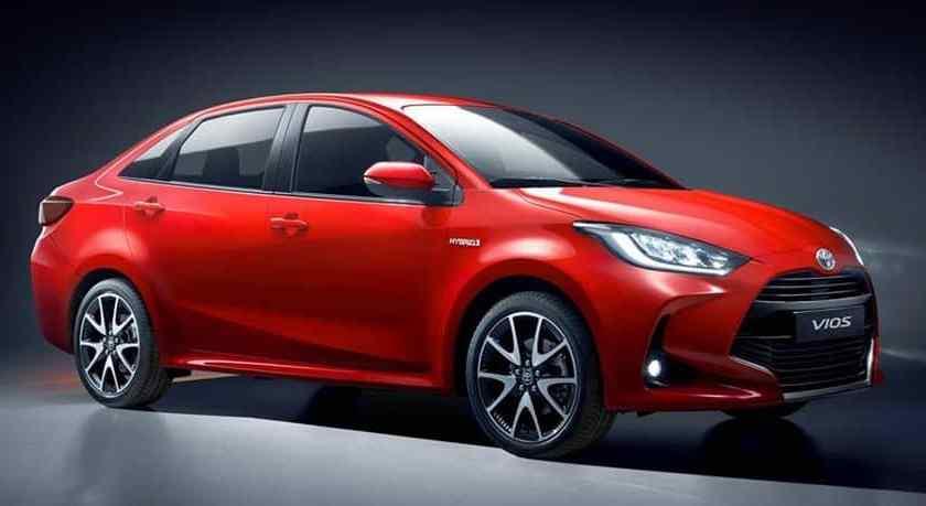 Nova Geração do Toyota Yaris pode ter Influência do Yaris GR