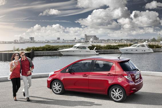 Toyota Yaris: Montadora está fazendo campanha familiar