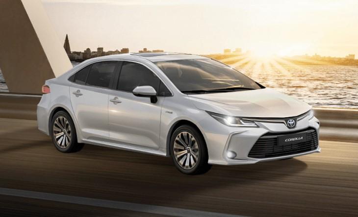 Razões para Optar por um Toyota Corolla