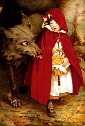 Leonardos Little Red Riding Hood Corona Coming Attractions