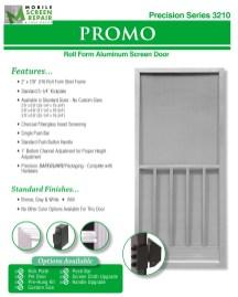 Aluminum Screen Doors Page 12