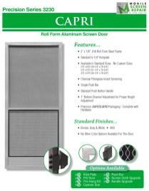 Aluminum Screen Doors Page 13