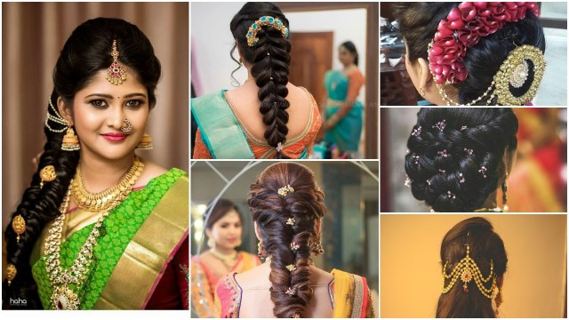 the perfect bridal hairstyle for your dress and face