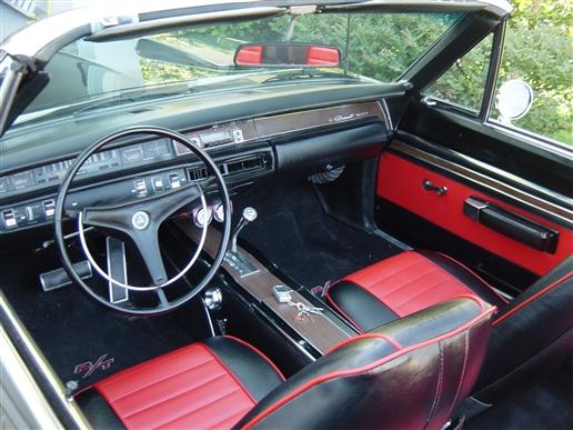 1969 Coronet RT 440, Dodge Coronet RT Muscle Car FOR SALE  (3/5)