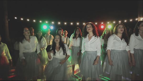 videos del coro rociero la borriquita