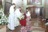 xv aniversario coro rociero borriquita virgen de la cabeza cerro del cabezo peregrinación (38)