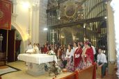 xv aniversario coro rociero borriquita virgen de la cabeza cerro del cabezo peregrinación (44)