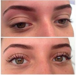 CorpoCare Wimperlifting