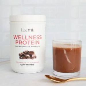 KLEIN - Teami - Wellness Protein - Chocolate Sfeerfoto - CorpoCare