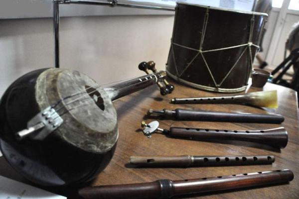 Strumenti tradizionali armeni