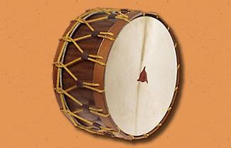 Strumenti a percussione-Davul