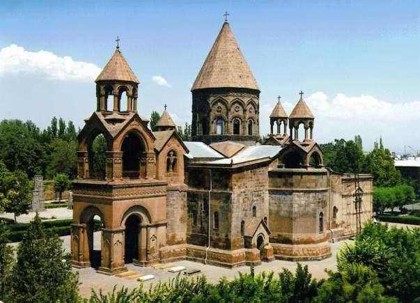 Echmiadzin. Armenia.