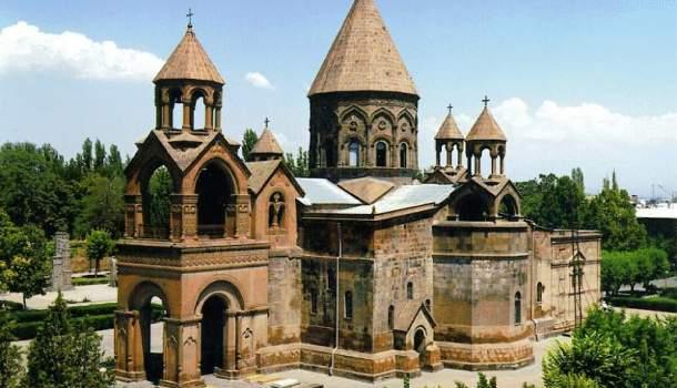 Surb Echmiadzin. Armenia.