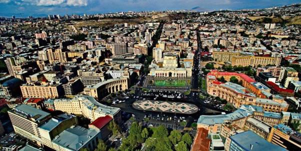 Magic Yerevan