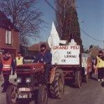 2002. Cortège du Grand Feu.