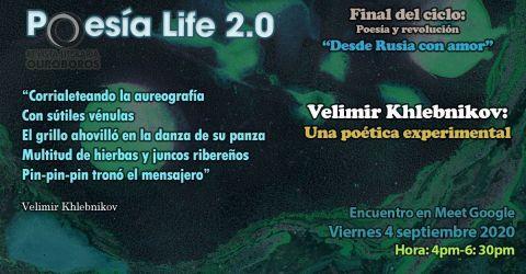 Poesía Life. Khlebnikov