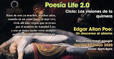 Poesía Life. Poe
