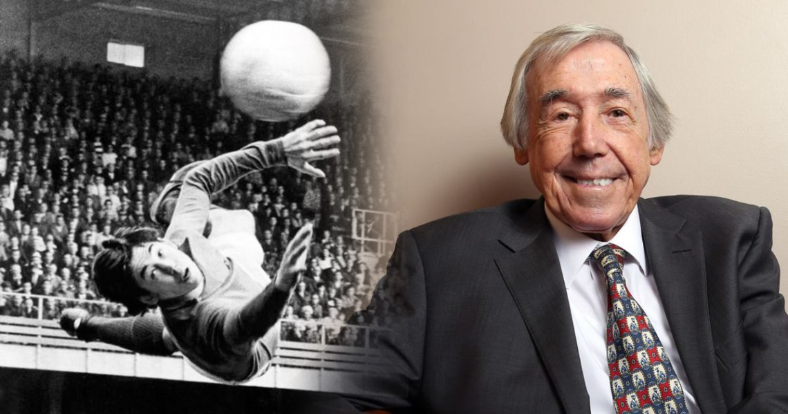 World Corporate Cup of Soccer set for Stoke City FC with Gordon Banks OBE