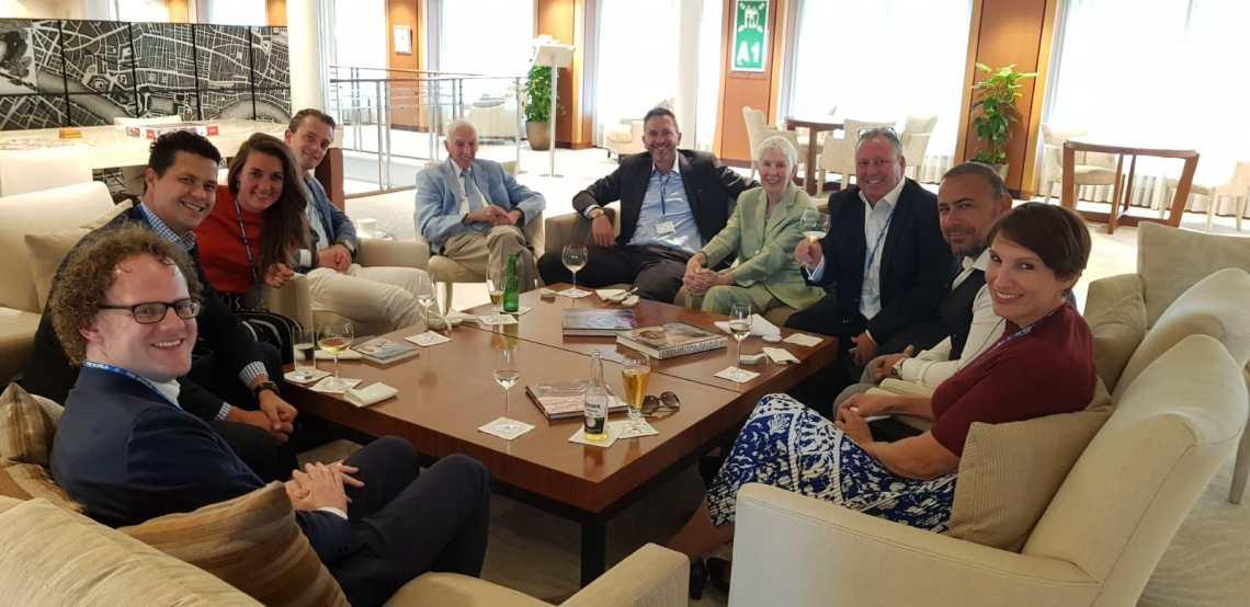 Meeting met de betrokken partijen