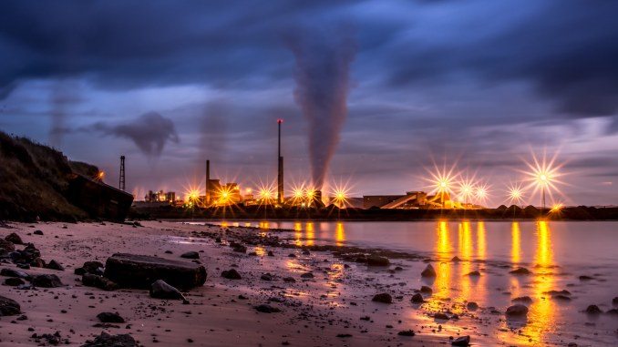 The Teeside SSI steelworks plant was shuttered in 2015. The UK government has picked up the £80 million redevelopment tab.