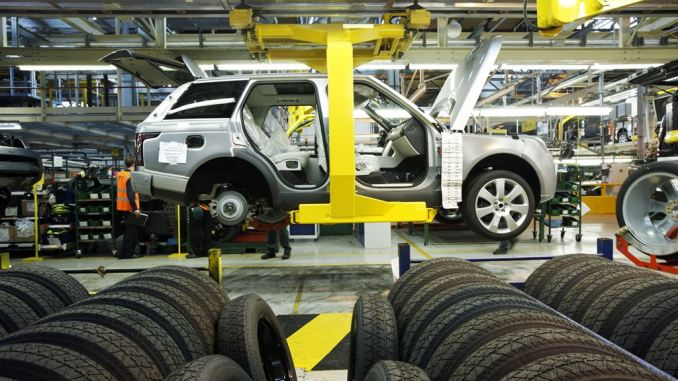 Car manufacturing in the UK is threatened by lack of clarity on post-Brexit trade deals with the EU.
