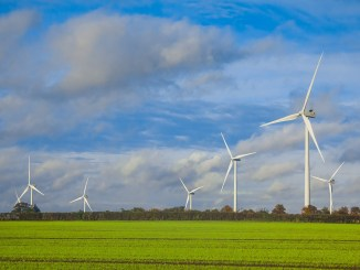 The UK government announced an auction for £290 million in renewable energy contracts in November 2016.