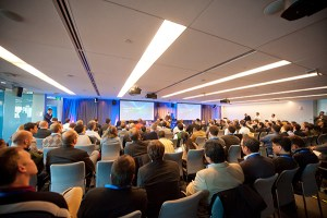 corporate event photographer boston wide room photo 505