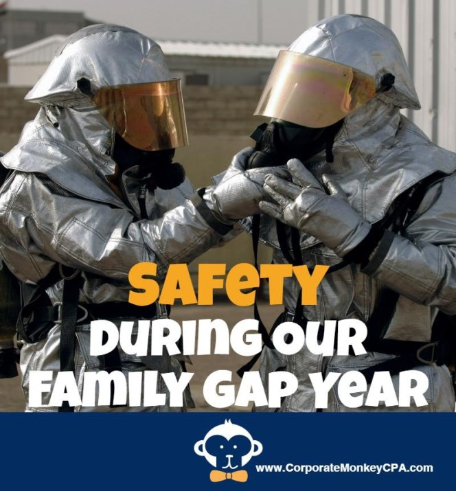 Family Gap Year Safety