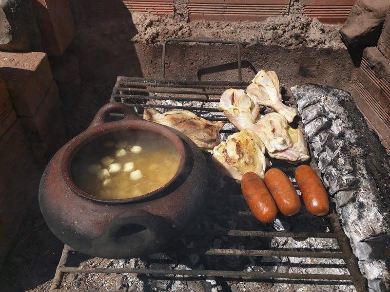 How We Cook In Bolivia