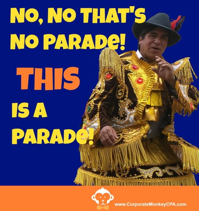 This is A Parade