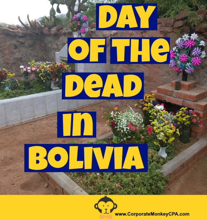 Day of the Dead in Bolivia