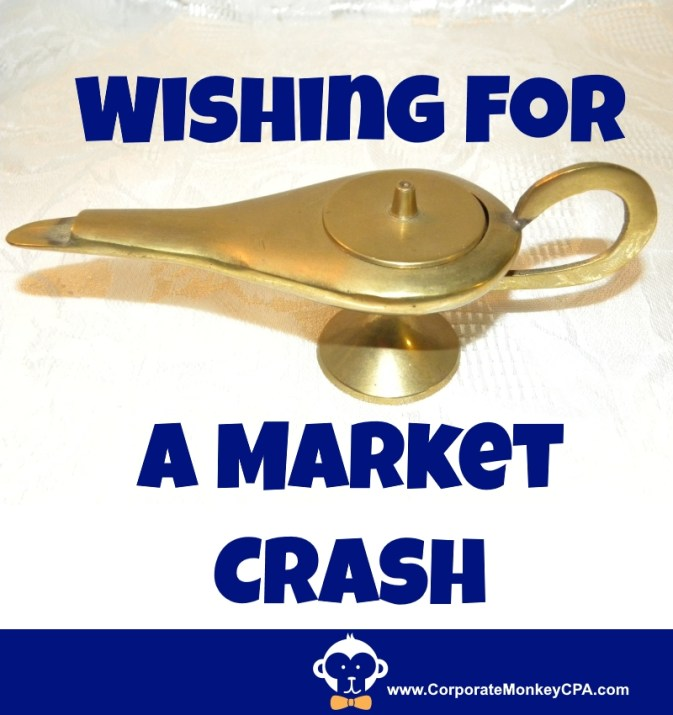 Wishing For A Market Crash