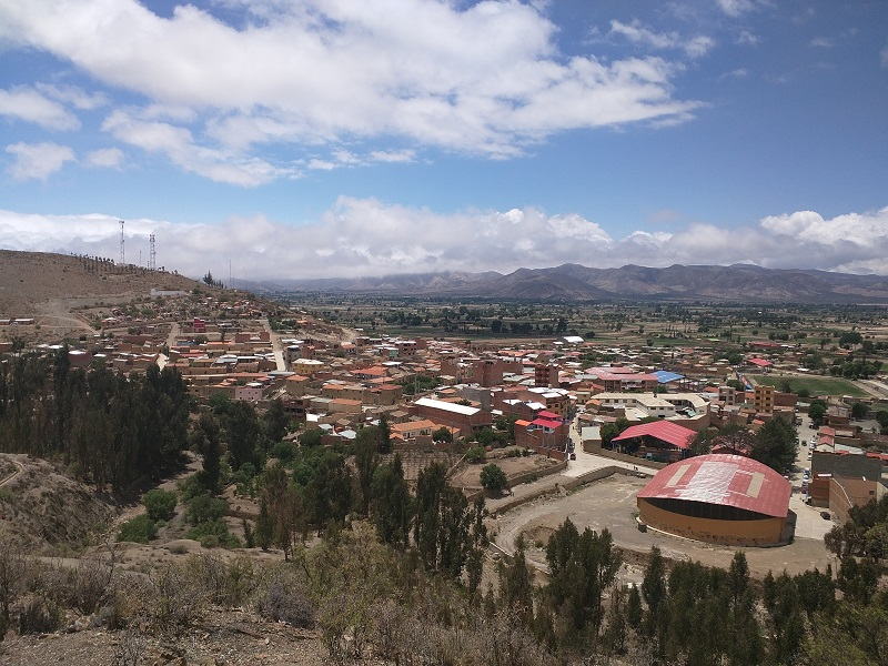 Summertime in Bolivia Culpina