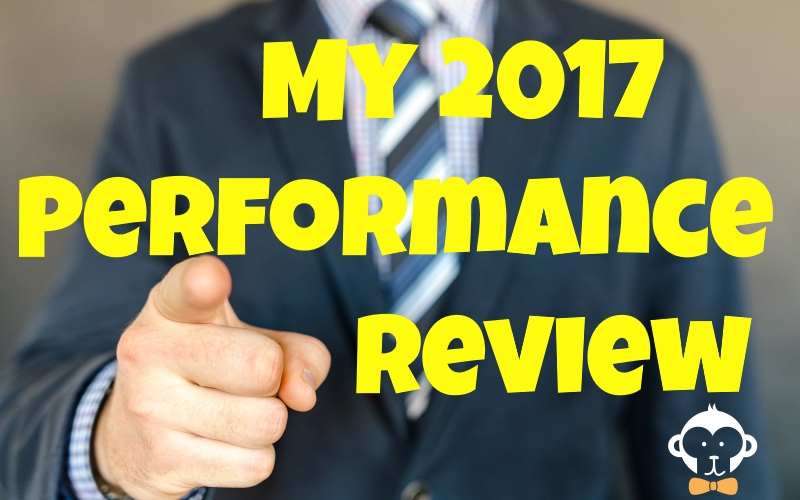 My 2017 Performance Review New Years Resolutions
