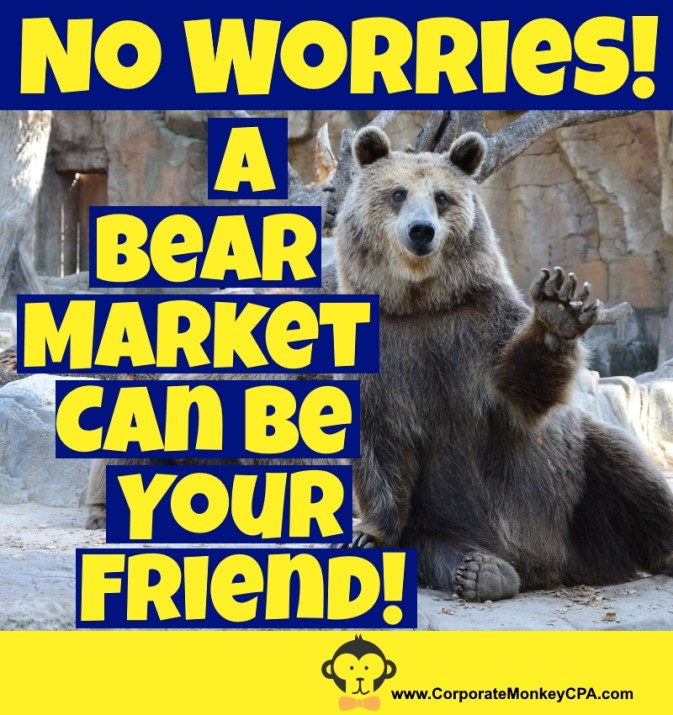 A Bear Market Can Be Your Friend Temporary Allocations Tactical Allocations