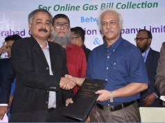BASIC Bank agreement with Bakhrabad gas