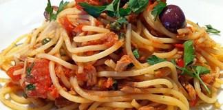 pasta-tonno-olive-e-capperi