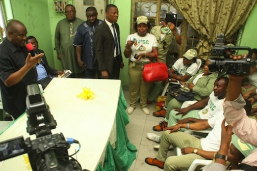nysc rivers state