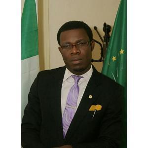 AU Envoy- Dr Tunji Asaolu
