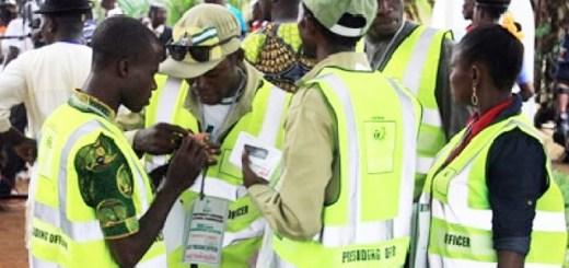 INEC-Officials