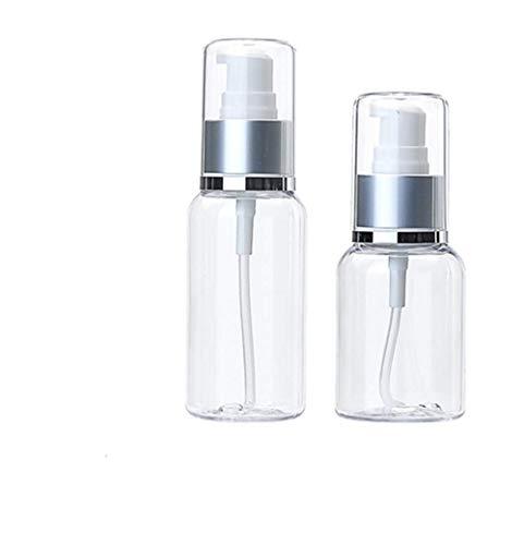Flacon Vide Voyage Désinfectant pour Les Mains Maquillage Soins De La Peau Portable