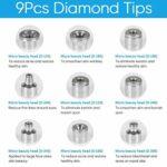 3 EN 1 Microdermabrasion Diamant De Rajeunissement De Peau Anti-Vieillissement Dispositif Exfoliant Peau Serrant La Machine de Beauté de Retrait De Ride